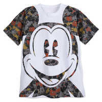 Image of Mickey Mouse Timeless Fashion T-Shirt - Men # 1