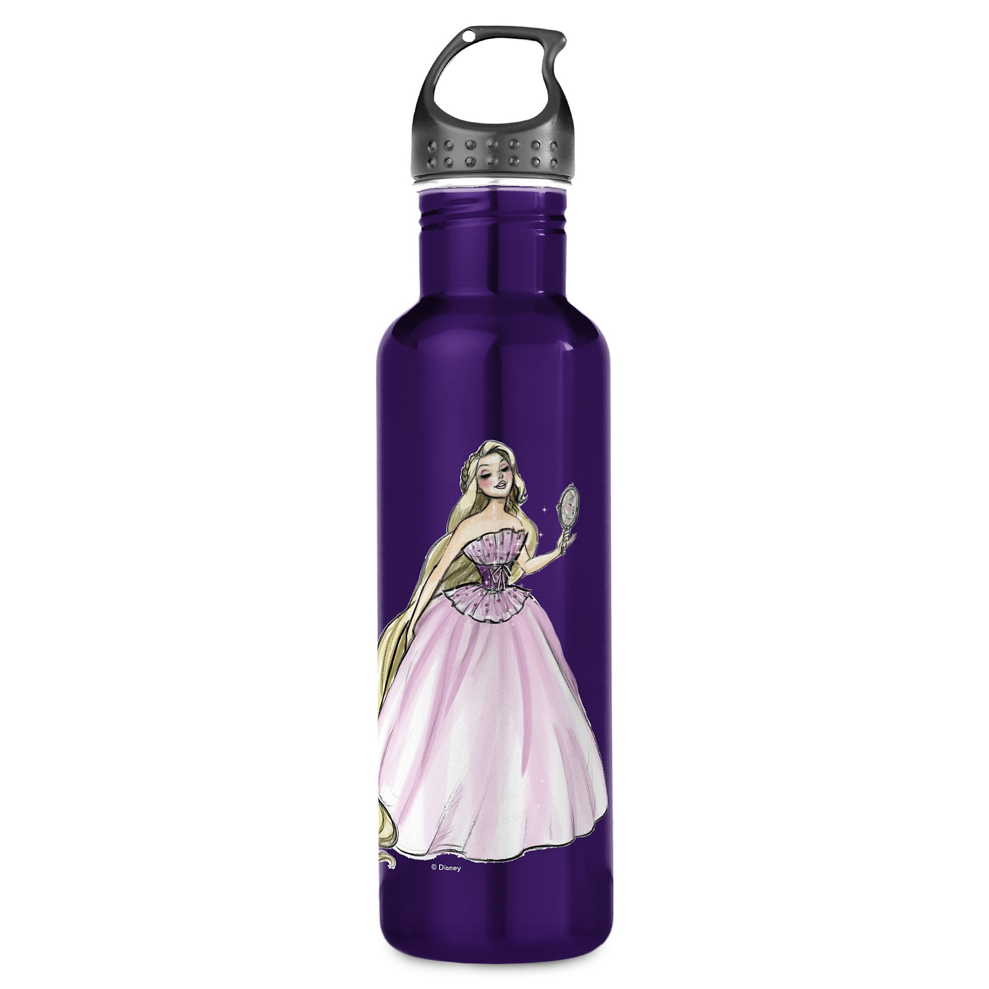 Rapunzel Water Bottle - Art of Princess Designer Collection