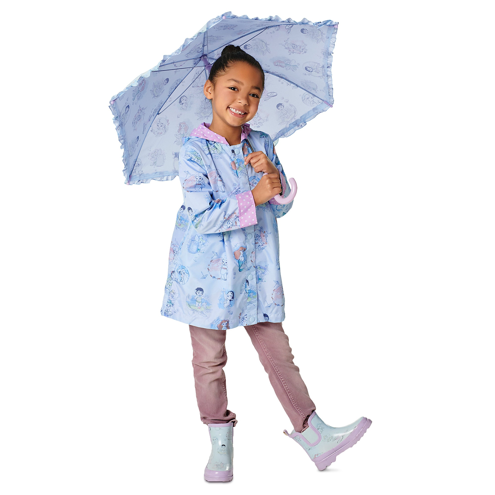 Disney Animators' Collection Rainwear Set