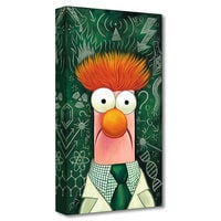 Image of The Muppets ''Beaker'' Giclée on Canvas by Tim Rogerson # 1
