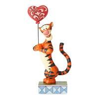 Image of Tigger ''Heartstrings'' Figure by Jim Shore # 1
