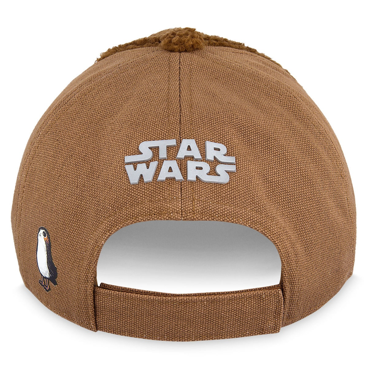 Chewbacca Fuzzy Baseball Cap for Adults - Star Wars  The Last Jedi ... 36cb4042e04