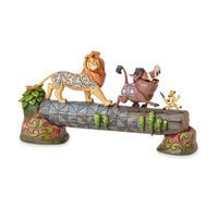 Image of The Lion King ''Carefree Camaraderie'' Figurine by Jim Shore # 3