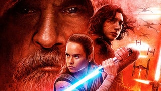 Artist Paul Shipper on His Stunning Star Wars: The Last Jedi Theatrical Poster