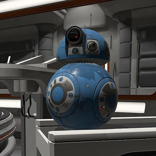 Join General Leia's Crew in Star Wars: Droid Repair Bay