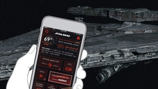 The First Order Arrives…in the Star Wars App
