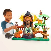 The Lion Guard: Rise of Scar Playset
