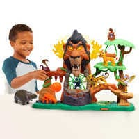 Image of The Lion Guard: Rise of Scar Playset # 2