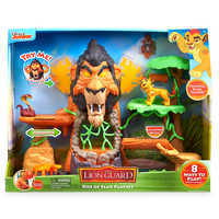 Image of The Lion Guard: Rise of Scar Playset # 3