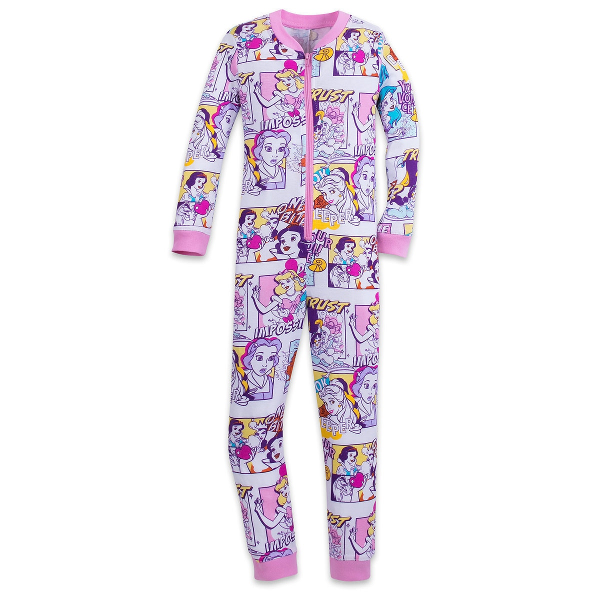Disney Princess Stretchie Sleeper for Kids