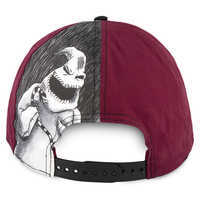 Image of Tim Burton's The Nightmare Before Christmas Baseball Cap - Adults # 2