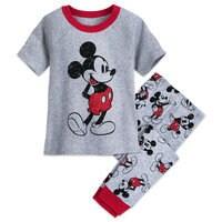 Mickey Mouse Pajama Set for Boys - Mickey and Minnie Family Sleepwear