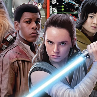 A Guide to Every Star Wars: The Last Jedi-Related Book Coming December 15