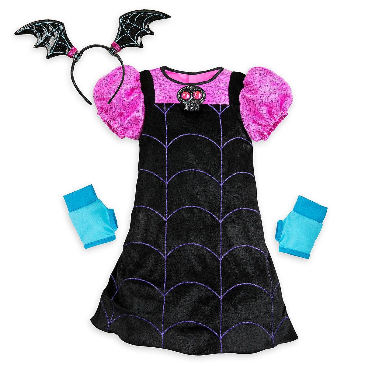 product image of vampirina costume for girls 1