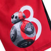 Image of Star Wars: The Last Jedi Swim Trunks for Boys # 4