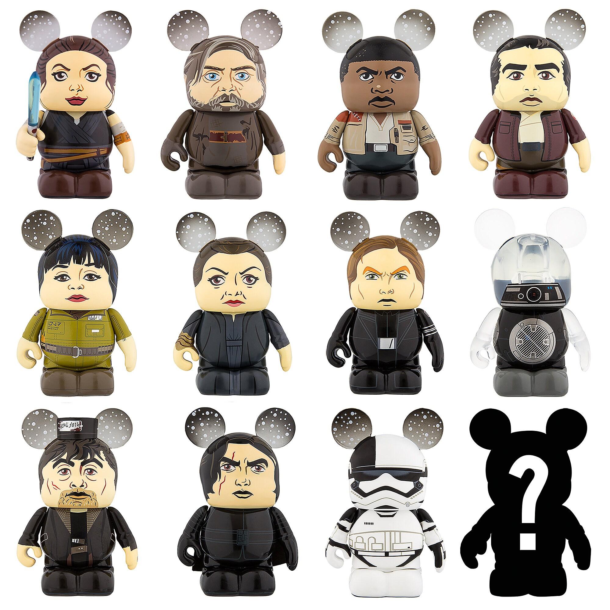 Vinylmation Star Wars: The Last Jedi Series Figure - 3''
