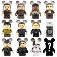 Image of Vinylmation Star Wars: The Last Jedi Series Figure - 3'' # 1