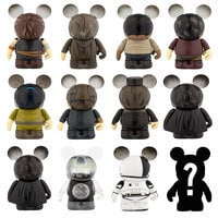 Image of Vinylmation Star Wars: The Last Jedi Series Tray # 3