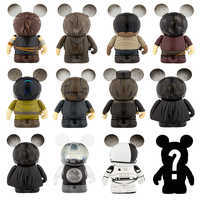 Image of Vinylmation Star Wars: The Last Jedi Series Figure - 3'' # 2