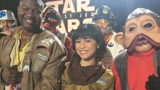 These Star Wars: The Last Jedi Cosplayers from the Red Carpet Premiere Are Most Impressive