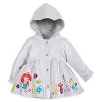 Ariel Hooded Jacket for Baby