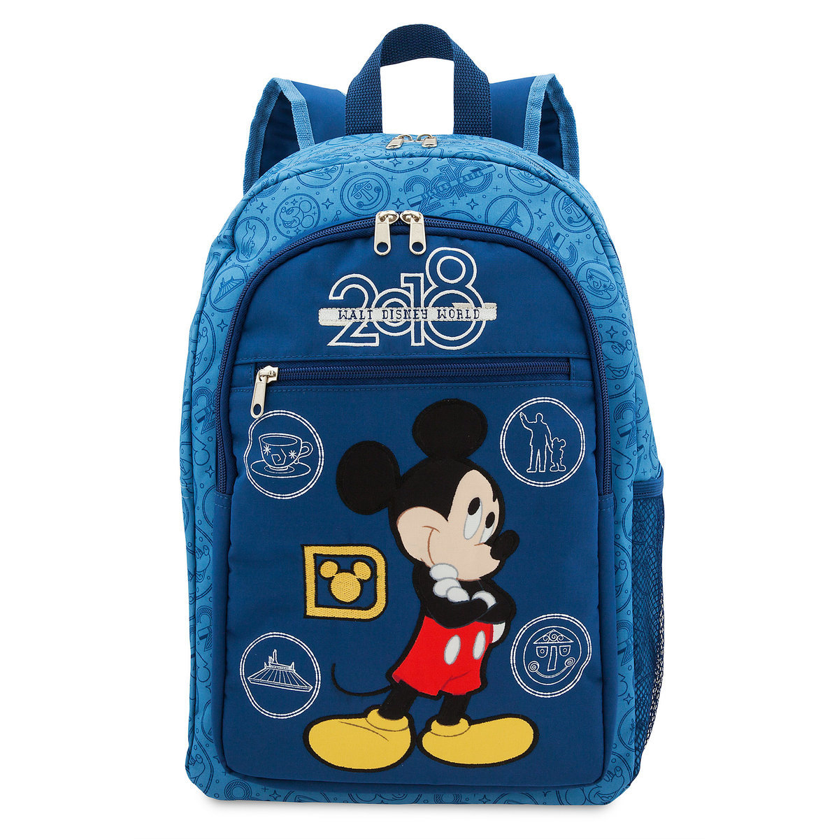 Mickey mouse backpack walt disney world 2018 shopdisney mickey mouse backpack walt disney world 2018 gumiabroncs Images