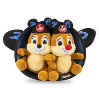 Image of Chip 'n Dale Ear Hat Plush - 2018 # 1