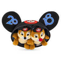 Image of Chip 'n Dale Ear Hat Plush - 2018 # 3