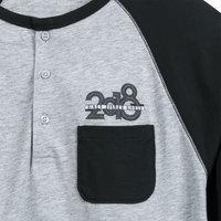 Walt Disney World 2018 Henley Baseball T-Shirt for Adults