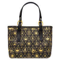 Image of Star Wars: The Last Jedi Tote by Dooney & Bourke # 3