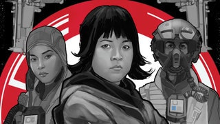 Rose Tico Stars in Cobalt Squadron – Exclusive Excerpt