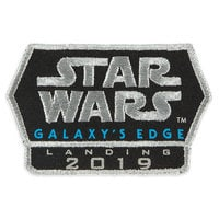 Image of Star Wars: Galaxy's Edge Patch # 1