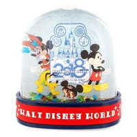 Image of Mickey Mouse and Friends Water Globe 2018 - Walt Disney World # 1