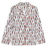 Mickey Mouse & London Guards PJ Set for Adults by Cath Kidston