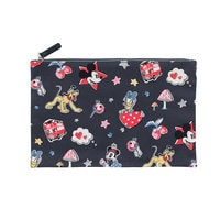 Mickey Mouse and Friends Overnight Bag with Pouch by Cath Kidston