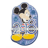 Image of Mickey Mouse Pin - Disneyland 2018 # 1
