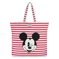 Mickey Mouse Striped Tote by Cath Kidston