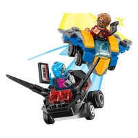 Image of Mighty Micros: Star-Lord vs. Nebula Playset by LEGO # 2