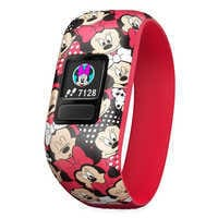 Image of Minnie Mouse vivofit jr. 2 Activity Tracker for Kids by Garmin # 1