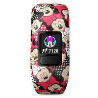 Image of Minnie Mouse vivofit jr. 2 Activity Tracker for Kids by Garmin # 2