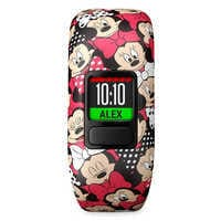 Image of Minnie Mouse vivofit jr. 2 Activity Tracker for Kids by Garmin # 3
