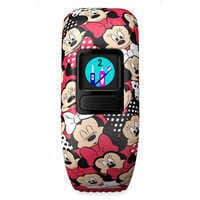 Image of Minnie Mouse vivofit jr. 2 Activity Tracker for Kids by Garmin # 6