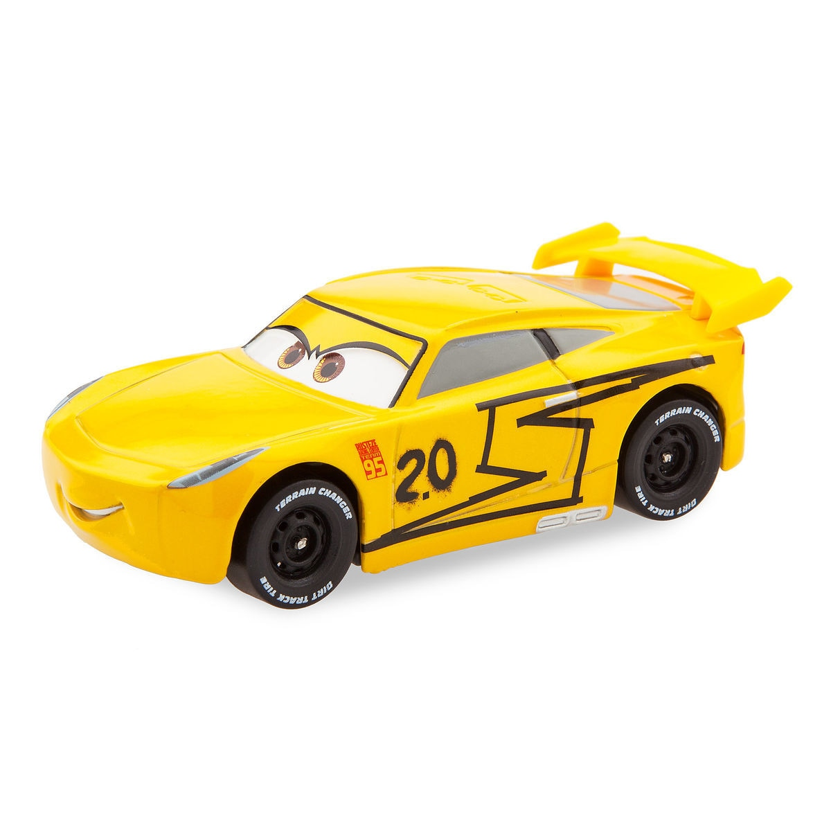 Cruz Ramirez Die Cast Car - Cars 3 | shopDisney