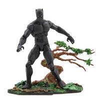 샵디즈니 Disney Black Panther Action Figure by Marvel Select - 7