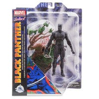 Image of Black Panther Action Figure by Marvel Select - 7'' # 2