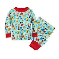 Image of Mickey Mouse and Friends PJ PALS Set for Baby # 1