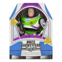 Image of Buzz Lightyear Talking Action Figure # 11