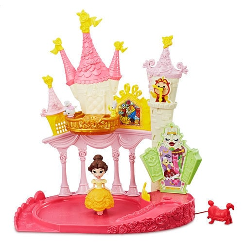 Belle Magical Movers Dance 'n Twirl Ballroom Playset