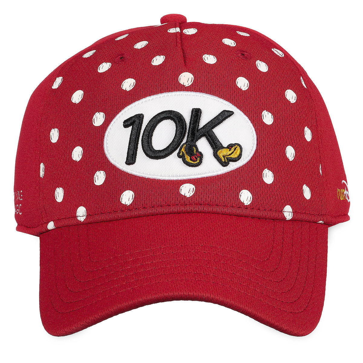 d129dff4c2b Product Image of Minnie Mouse runDisney Baseball Cap for Adults - 10K - Red    1