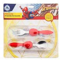 Image of Spider-Man Flatware Set for Kids - Disney Eats # 3